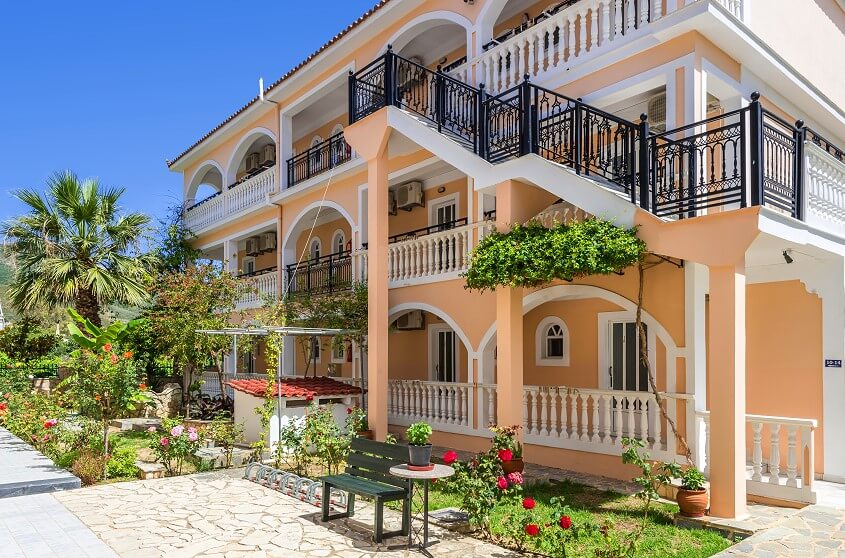 Athina Apartments Kalamaki Zakynthos Greece